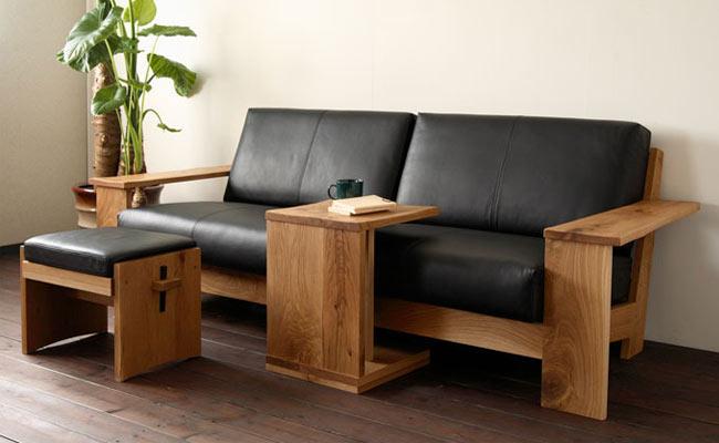 ソファと相性の良いサイドテーブルについて!サイドテーブルの色々のサムネイル画像