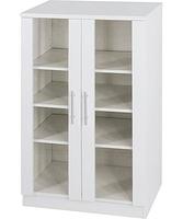 ニトリの食器棚を使って、キッチンをきれいに広々と使おう♪♪のサムネイル画像
