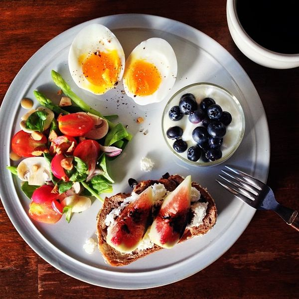大人気!お料理が楽しくなる!カフェっぽい食器をまとめてみました。のサムネイル画像