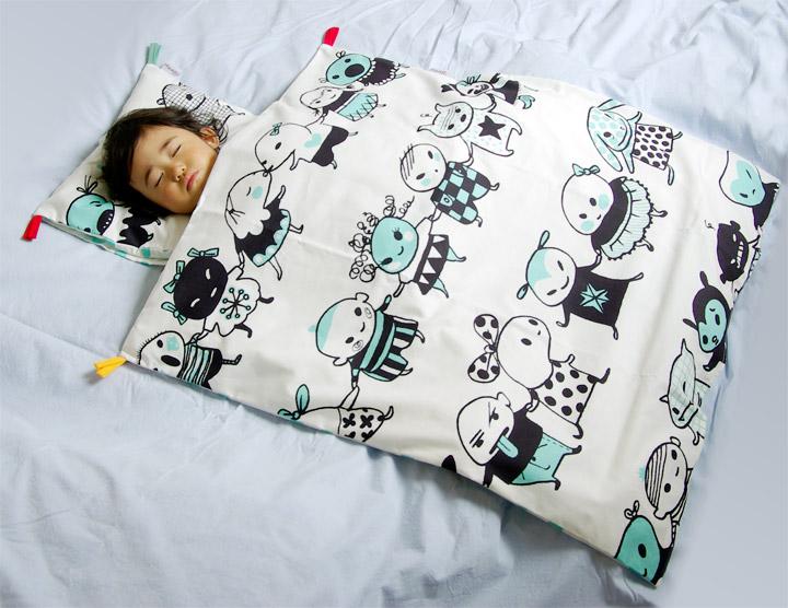 【ベビー布団カバー】おしゃれで赤ちゃんに嬉しいカバーをご紹介♪のサムネイル画像