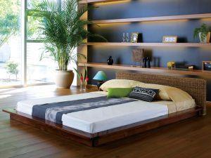 夫婦の寝室はゆったりしたい♡極上のリラックス空間を作るインテリアのサムネイル画像