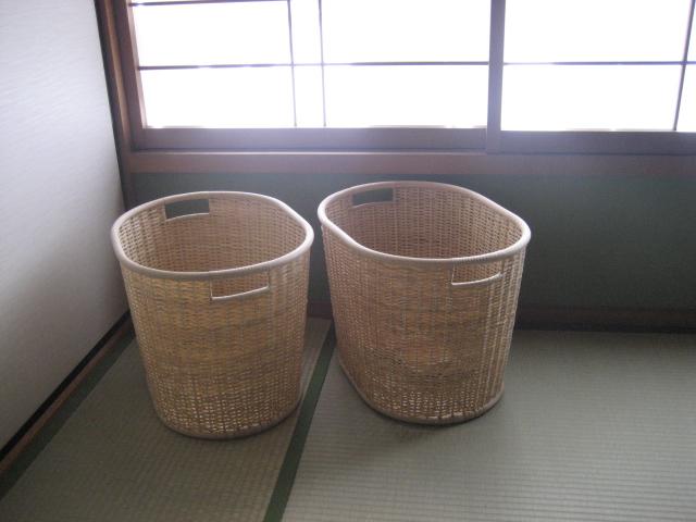 洗濯物を取り込むのに使いたいおすすめのバスケットを紹介します☆のサムネイル画像