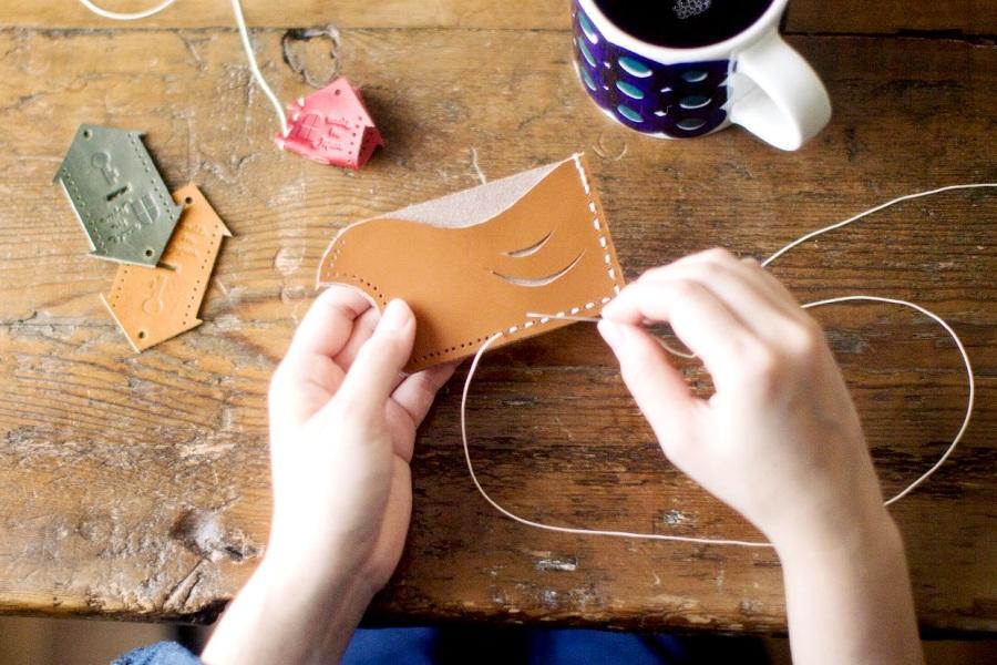毎月コツコツ。憧れの革製品も手作りできるちゃうお手軽プログラムのサムネイル画像