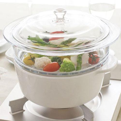 おすすめの人気「蒸し器」で、簡単でおいしい料理をつくりましょう♪のサムネイル画像