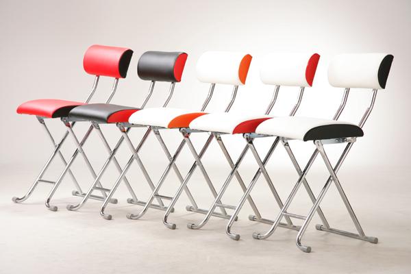 コンパクトで便利!【タイプ別】かわいい折りたたみ椅子の紹介のサムネイル画像
