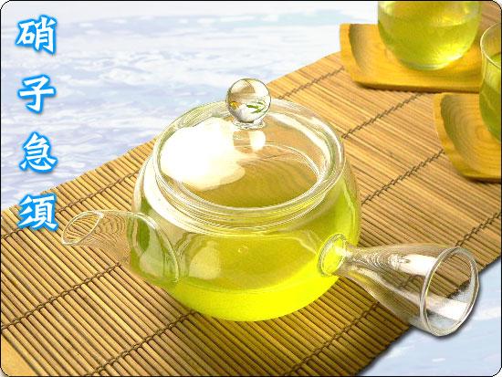 毎日使いたい!!どんなお茶にも合う【ガラス製の急須】が素敵♪のサムネイル画像