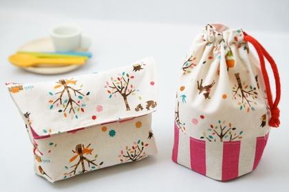 かわいくて使いやすい! 幼稚園・保育園用のコップ袋の作り方のサムネイル画像