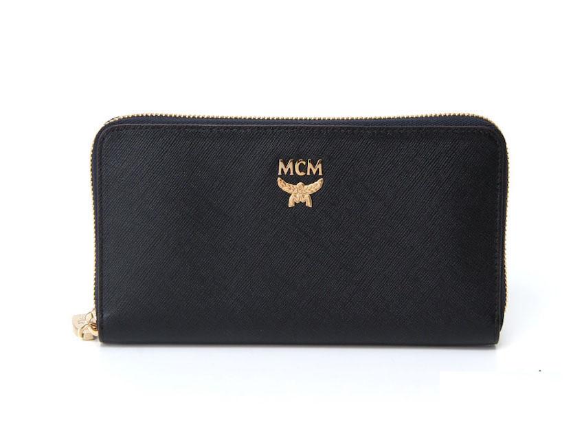 シックなデザインがとてもおしゃれ☆黒い財布を特集します☆のサムネイル画像