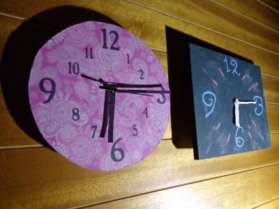部屋にあう時計が見つからなければ自分好みに自作してみませんか。のサムネイル画像