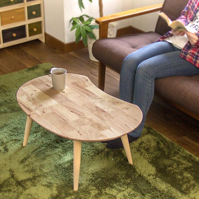 木製×センターテーブルで、どんなお部屋にも合うインテリアを☆のサムネイル画像