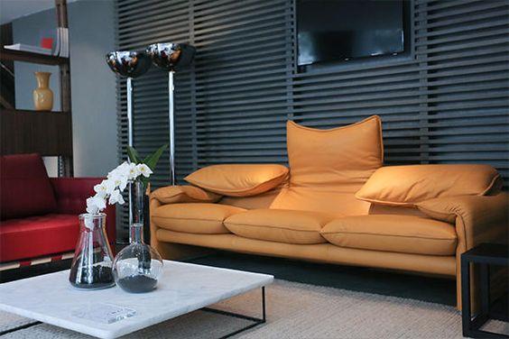 憧れ!カッシーナのソファーで洗練されたインテリアを手に入れたい!のサムネイル画像