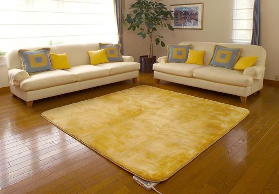 2畳用電気カーペット特集!一人暮らしに最適なおすすめ商品を厳選。のサムネイル画像
