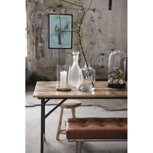 大人気!ダイニングテーブルはアイアンづかいがオシャレです!のサムネイル画像