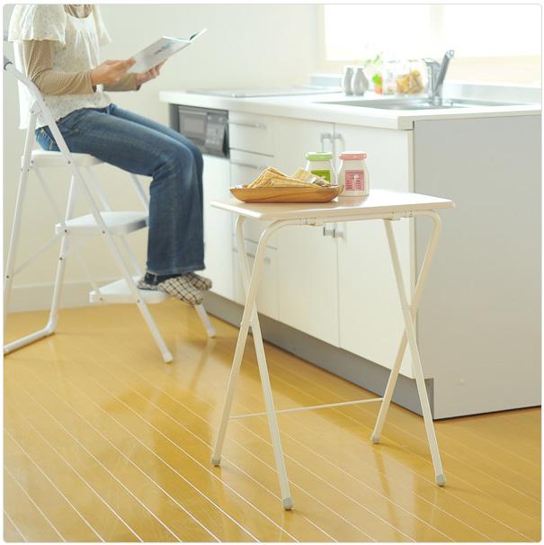 折りたたみ式のハイテーブルが便利♪おすすめハイテーブルは?のサムネイル画像
