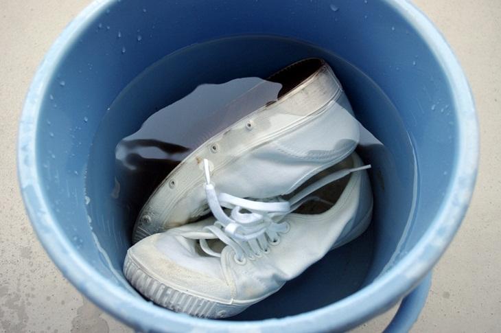 こまめに洗って大切に履こう!意外と知らないスニーカーの洗い方!のサムネイル画像