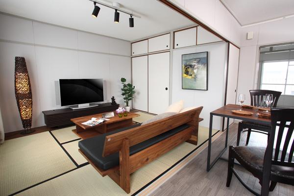 和室の人気再燃焼!インテリアで演出する「和」と「洋」の和室!のサムネイル画像
