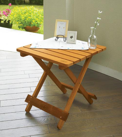 便利&おしゃれな「木製折りたたみテーブル♥」種類も豊富!!のサムネイル画像