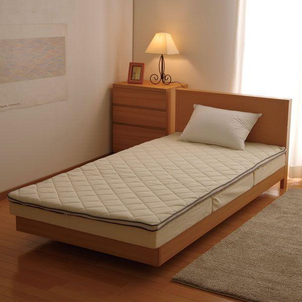 ベッド洋敷きパッドのおすすめは?汗対策に!売れ筋商品を紹介。のサムネイル画像