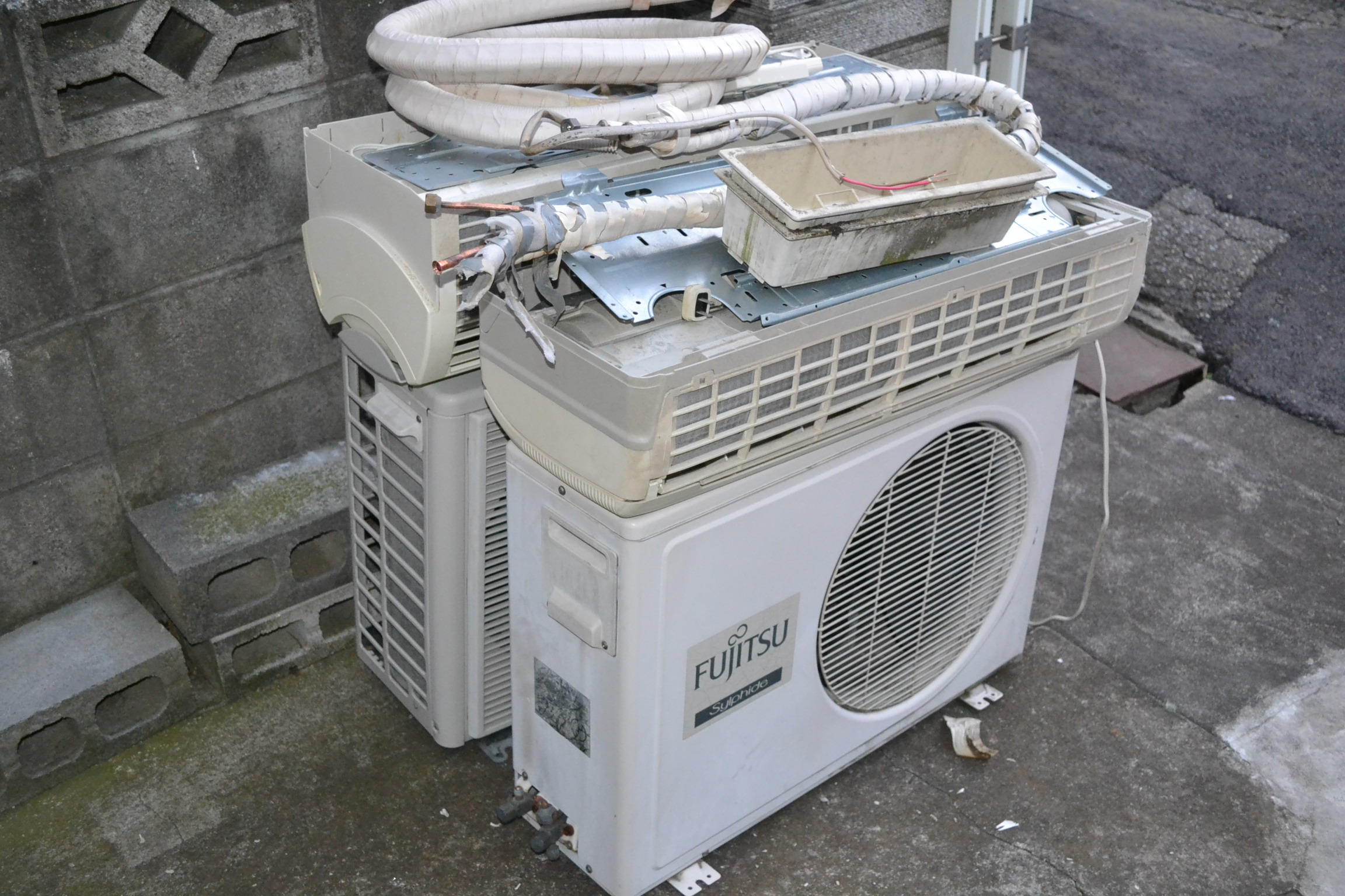 エアコンの処分をするなら、どんな時がベストですか?費用は?のサムネイル画像