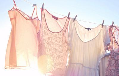 柔軟剤のタイミングで決まる☆ふんわりいい香りの洗濯物の仕上げ方のサムネイル画像