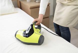 ダニを徹底的に退治するのであれば掃除機は欠かせないアイテムです!のサムネイル画像