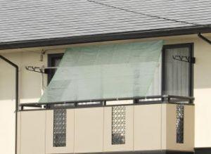 ベランダの風よけで強風対策をしましょう!おすすめ商品まとめのサムネイル画像