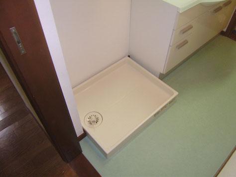 洗濯機の防水パンのメリットは?デメリットは?つけたほうがいいの?のサムネイル画像