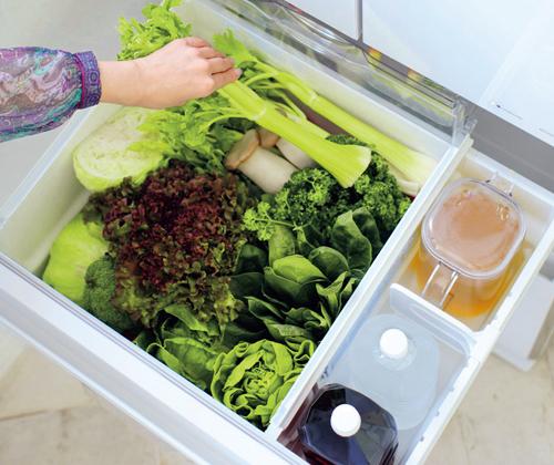 あなたは活用してる?冷蔵庫の野菜室の活用法をまとめました!のサムネイル画像