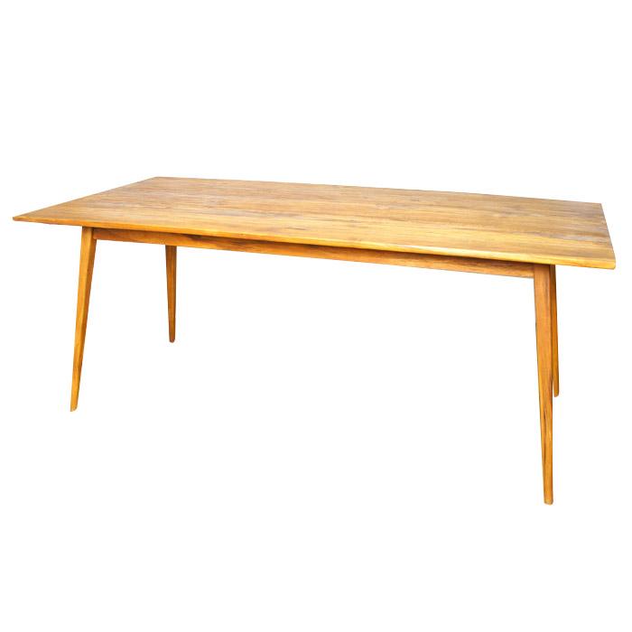 【6人用ダイニングテーブル特集】広々スペース♪人気商品を紹介。のサムネイル画像