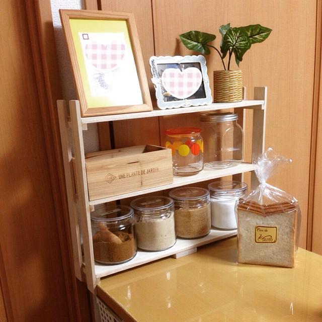 安い材料でもこんなにオシャレ!DIY初心者でも簡単、棚を作ろう!のサムネイル画像