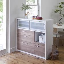 キッチン収納といえばこれ!大きめキッチンボードでしっかり収納☆のサムネイル画像