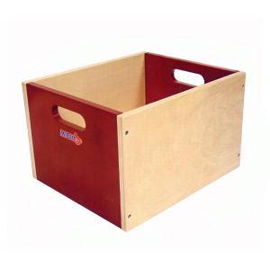 おもちゃ箱で収納上手♪お片づけがはかどるおもちゃ箱を紹介。のサムネイル画像