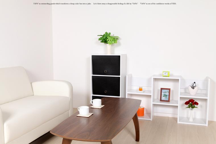 【収納ボックス】カラーボックスを有効活用して自宅をオシャレ空間にのサムネイル画像