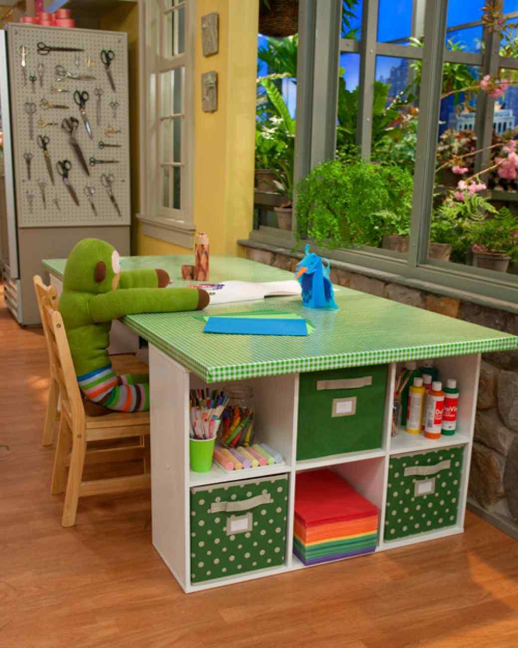 【簡単】カラーボックスに天板をつけるだけ!おしゃれな家具の紹介のサムネイル画像
