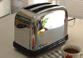 トーストが美味しいと人気!ポップアップトースターで朝食を♪のサムネイル画像