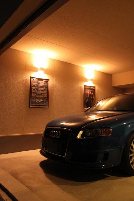ガレージの照明を考える!オシャレでかっこいいガレージの照明は?のサムネイル画像