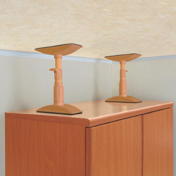突っ張り棒型の本棚で地震の時も安心!しっかり固定!安全本棚6選。のサムネイル画像