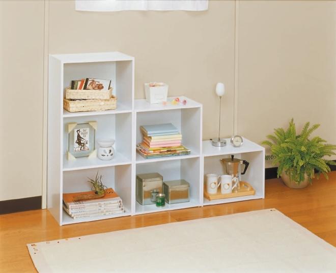 今すぐ挑戦したい!!お手軽収納棚「カラーボックス」アレンジ活用術のサムネイル画像