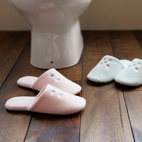 いつでも清潔にしたいから…洗えるトイレスリッパをご紹介します!のサムネイル画像