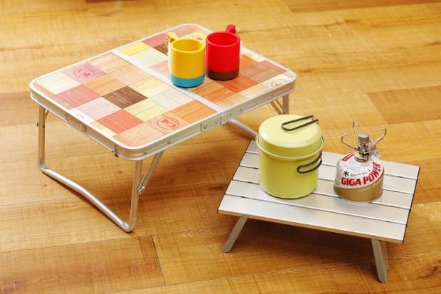 折りたたみピクニックテーブルでおしゃれにお外カフェスタイル!のサムネイル画像