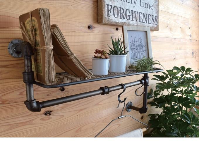 あなたの家の棚はどんな棚?おしゃれな棚にしちゃいましょう。のサムネイル画像
