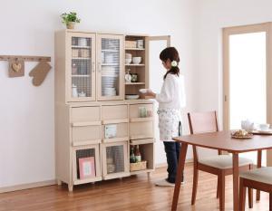 可愛い本棚が欲しい!|フレンチカントリー調の可愛い本棚たちのサムネイル画像