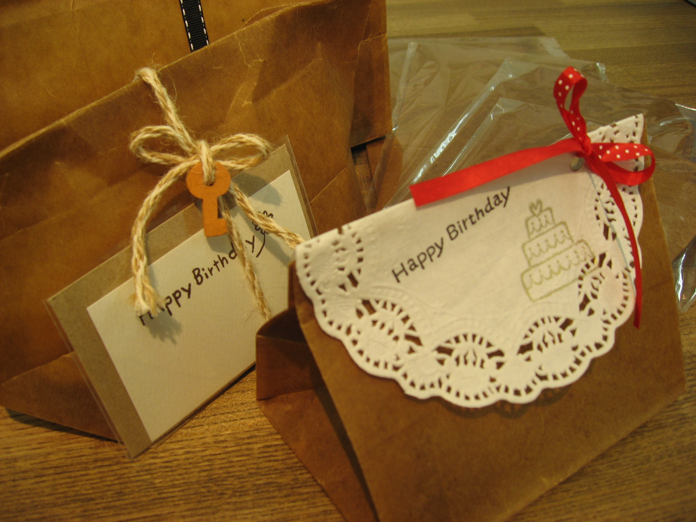 プレゼントを印象的に!かわいいラッピングのやり方を見つけよう♪のサムネイル画像