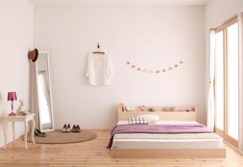 殺風景だった部屋をシンプルでもかわいいお部屋にしてみませんかのサムネイル画像