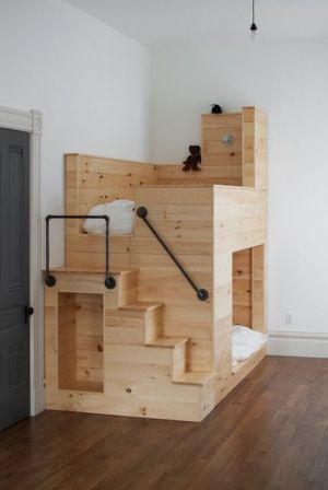 - Bunk bed for small spaces set ...