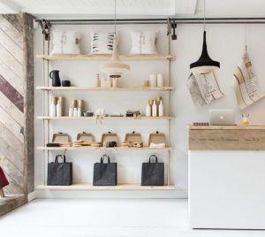 お洒落な鞄の収納の仕方。かわいいラック、魅せる方法・魅せる技♥の画像