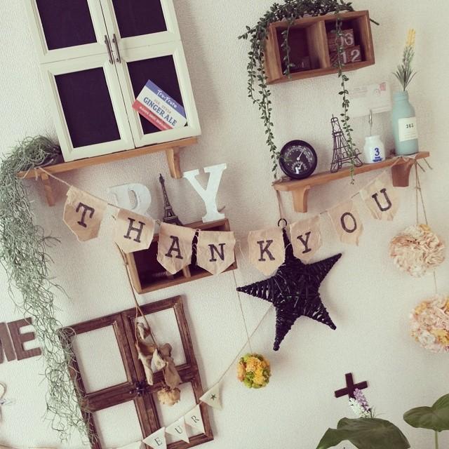 100均雑貨でお部屋に癒しコーナーを♪タイプ別雑貨をご紹介します!のサムネイル画像