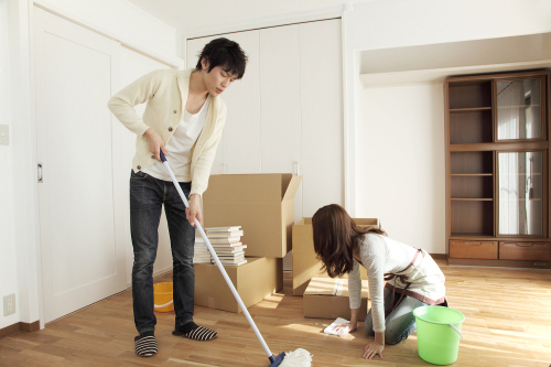 【掃除の仕方を教えます!】引越し先の新居&今まで住んでた旧居のサムネイル画像