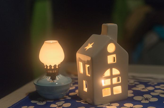 おしゃれなランプでマイルームを憩いの場に!すてきなランプをご紹介のサムネイル画像