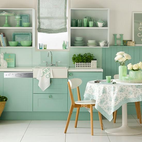 かわいい収納雑貨でキッチンをすっきりお洒落に!収納まとめのサムネイル画像